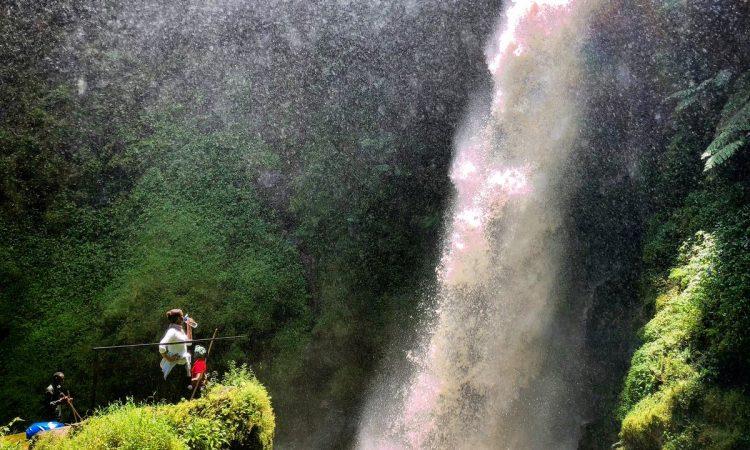 Kamiranzovu Waterfall