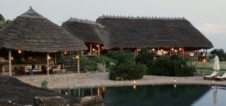 Accommodation in Kidepo Valley National Park
