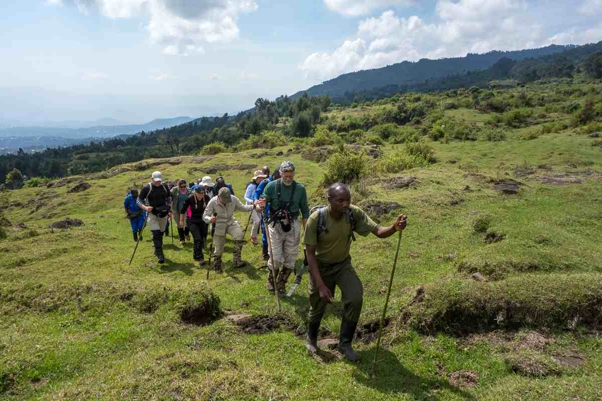 Activities in Rwanda during Covid-19