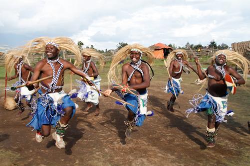 Community Cultural Tours in Rwanda