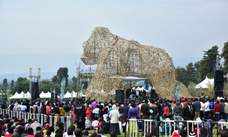 2021 Kwita Izina- Rwanda Gorilla Naming Ceremony